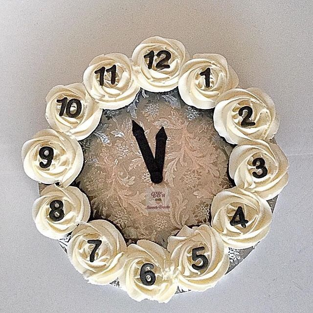 """22.3k Likes, 56 Comments - Wilton Cake Decorating (@wiltoncakes) on Instagram: """"We love this idea by @bbs_sweet_treats to make a pull-apart cake for the New Year countdown!…"""""""