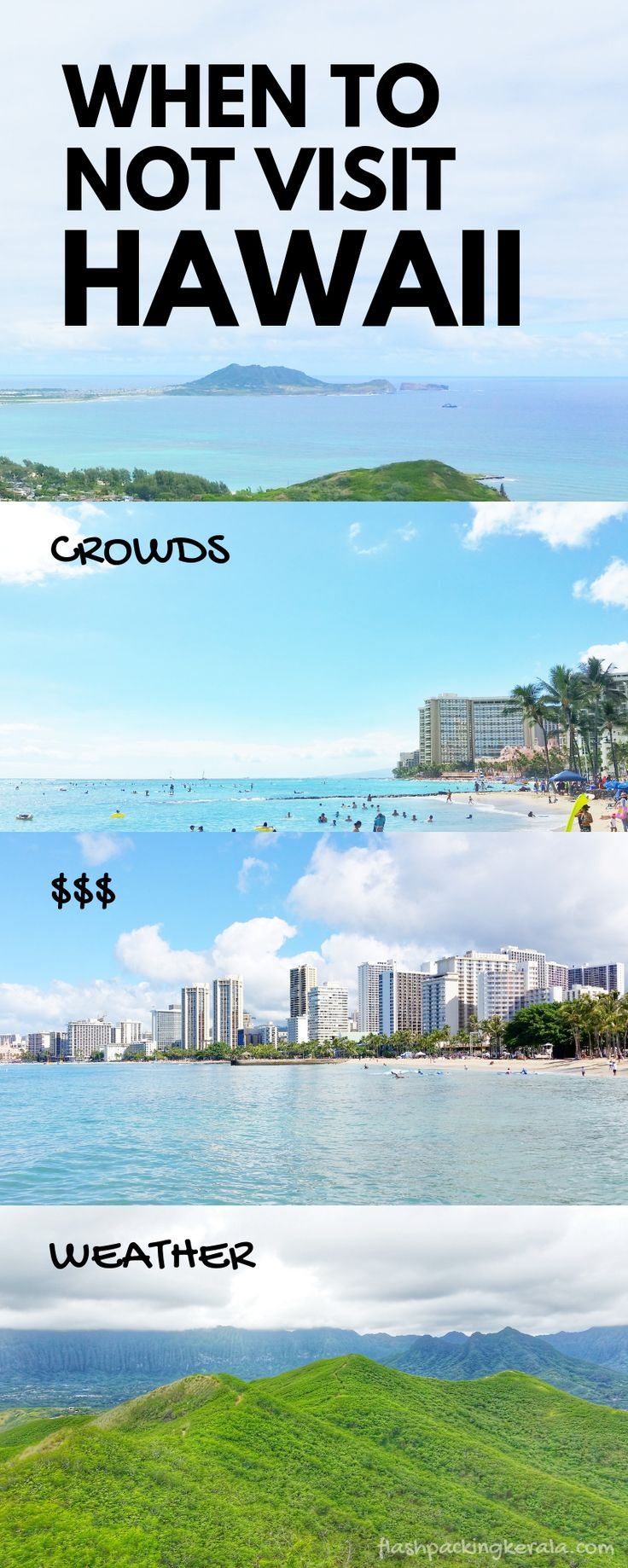 WORST time to visit Hawaii?! (get public health updates
