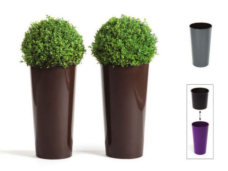 die besten 25 blumenk bel kunststoff ideen auf pinterest patio kissen aufbewahrung tuin und. Black Bedroom Furniture Sets. Home Design Ideas