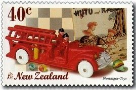 Virtual New Zealand Stamps: 1999 Millennium IV - Nostalgia