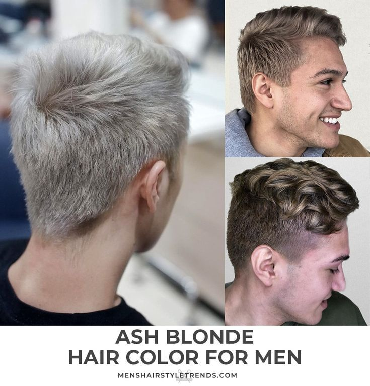Ash Blonde Hair Men In 2020 Men Hair Color Brown Hair Men Ash Brown Hair Color