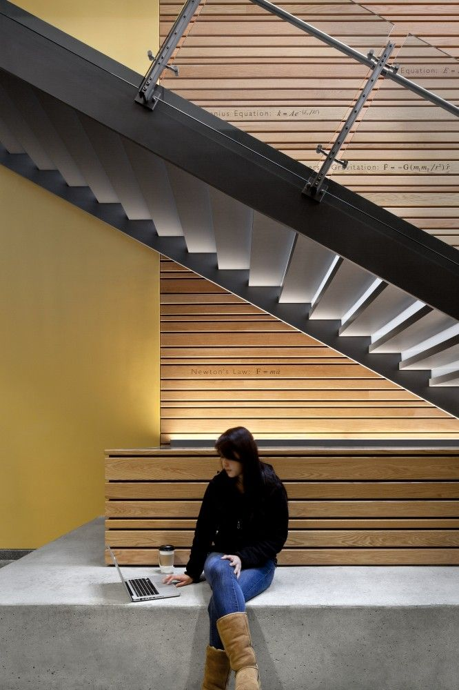 Gallery Of Physical Sciences + Engineering Center / Ratcliff   8