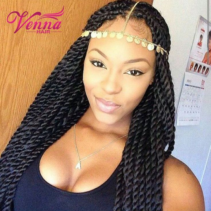 Lace Box Braids Wig Twist Synthetic Black Hair Heat Resistant Braids With Baby Hair Braids Synthetic Hair For Afri Braids For Black Hair Hair Styles Braids Wig