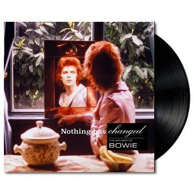 Nothing Has Changed (The Best Of Bowie) (Vinyl)