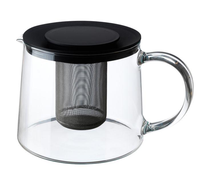 RIKLIG Teapot by Chris Martin and Magnus Elebäck for Ikea