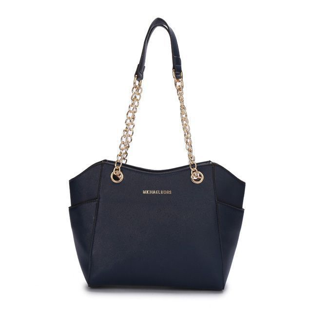 #MichaelKorsBags Sweet Dream Of Your Michael Kors Chelsea Two-Tone Medium Navy Shoulder Bags Now Can Come True!