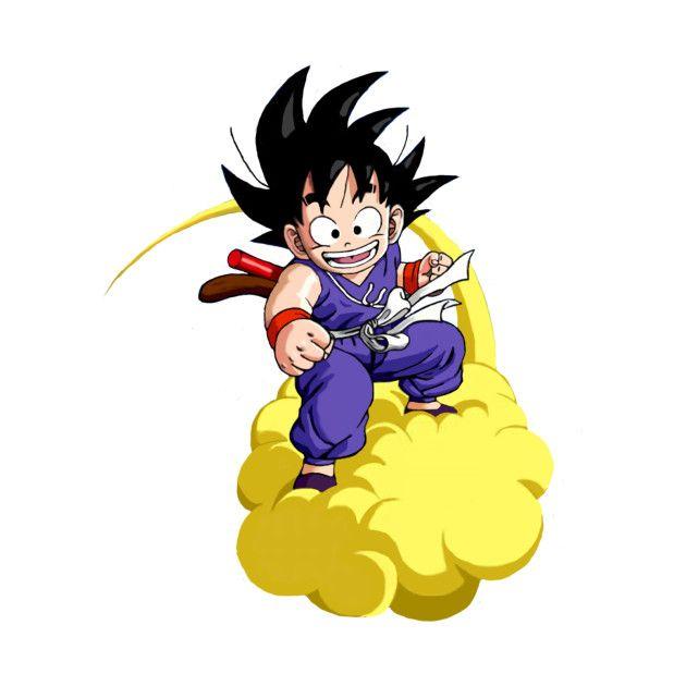 Check Out This Awesome Son Goku Kinto Un Design On Teepublic Dragon Ball Art Dragon Ball Dbz Characters