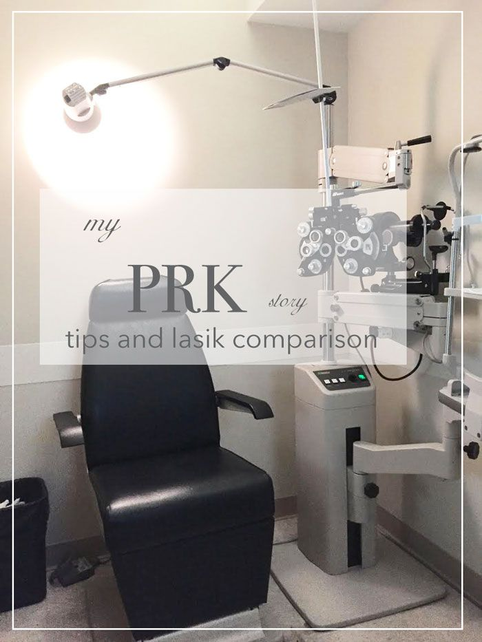 My PRK experience with tips for laser vision correction. The preparation, eye surgery, and postoperative Photorefractive keratectomy iinformation.