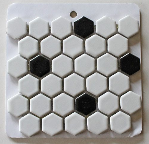 vintage tile patterns | classic hex tile