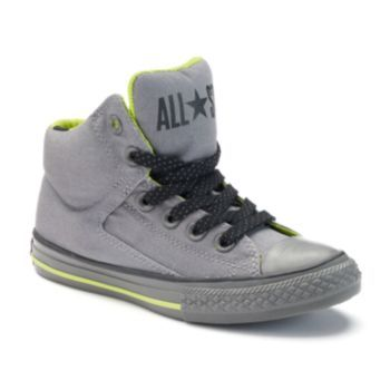 Kid's+Converse+Chuck+Taylor+All+Star+High+Street+Hi+Mason+Water-Resistant+Sneakers
