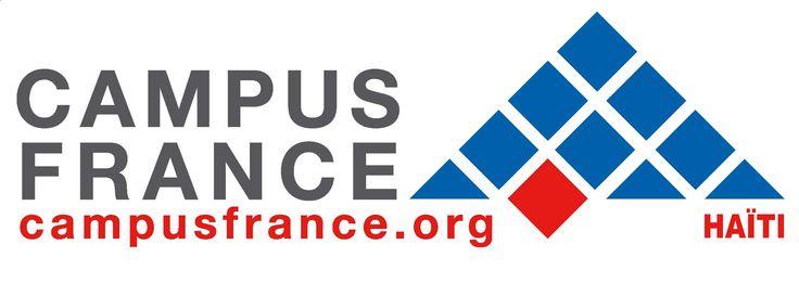 campus france haiti logo