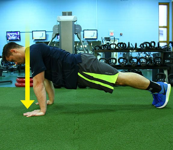 But while most folks get the basics—lower your body to the floor by bending your elbows!—there are 10 ways you can make this exercise even better, says Sean Dispelaere, expert trainer for Men's Health Thrive. And we've detailed each of those technique tweaks here.