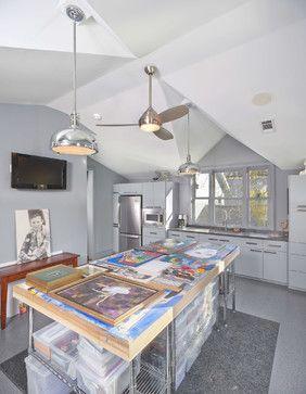 art studio design ideas pictures remodel and decor