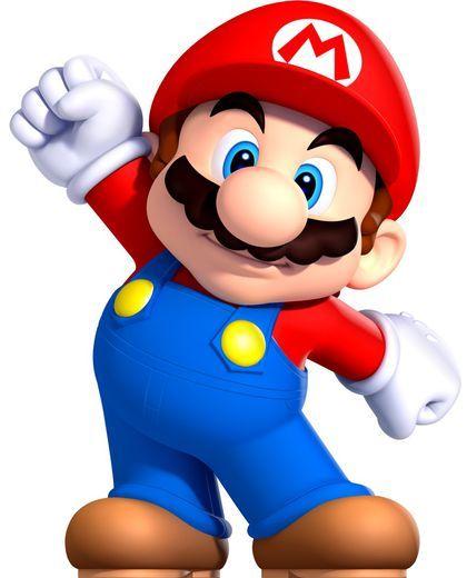 Dibujos Para Colorear Super Mario Bros Online