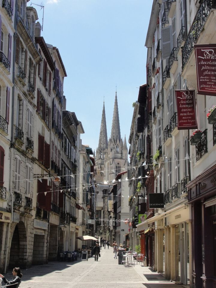 Pays Basque  the French Pyrenees tour