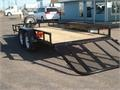 PJ UTILITY TRAILERS FOR SALE