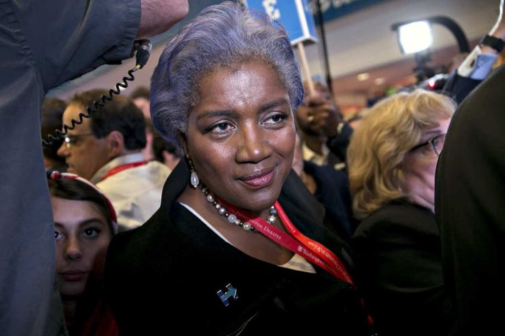 These people are nuts!   VIDEO: Crooked DNC Chair Brazile Flips Her Wig; Accuses President Trump of Hacking DNC Emails, Voter Intimidation | True Pundit