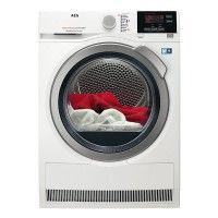 #AEG T8DBG842R #Bring revolutionary garment care to your home with the AEG T8DBG842R 8000 Series Heat Pump Tumble Dryer. Featuring a generous 8kg load capacity, an...