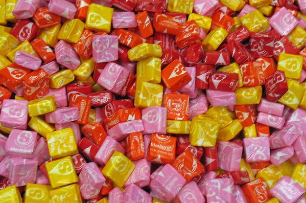 What Does Your Favorite Original Starburst Flavor Say About You