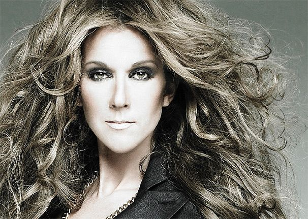 """artist: celine dion / fave song: """"my heart will go on"""" (of course), """"taking chances"""""""