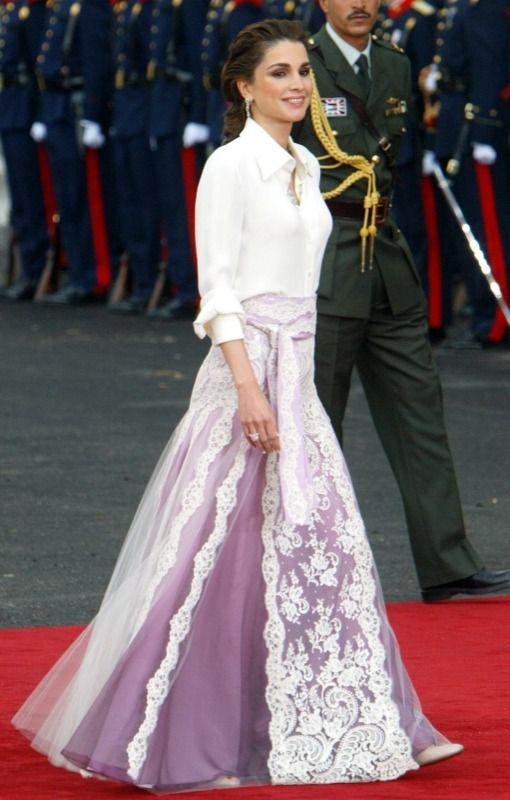 La reina Doña Letizia, perfecta en su visita a Marruecos