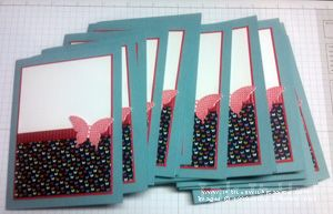 Tips for Mass Producing Handmade Cards