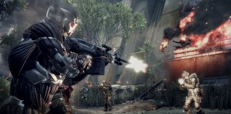 Crysis 3 review - aventurile lui Prophit