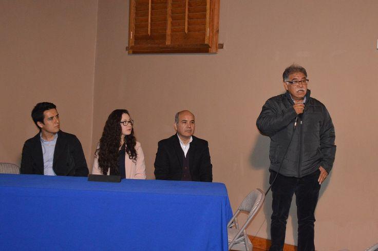Funcionarios de diferentes dependencias municipales participaron en una reunión explicativa para la actualización del Plan de Desarrollo Urbano de...
