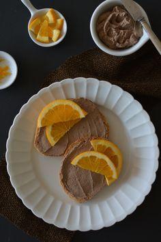 Colors in the Kitchen: Narancsos kacsamájkrém