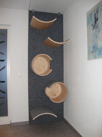 bildergebnis f r wandkratzbaum selber bauen hacks pinterest wandkratzbaum selber bauen. Black Bedroom Furniture Sets. Home Design Ideas