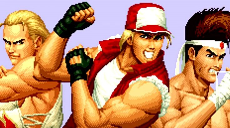 King of Fighters 94 on Neo Geo and Xbox One / Windows 10