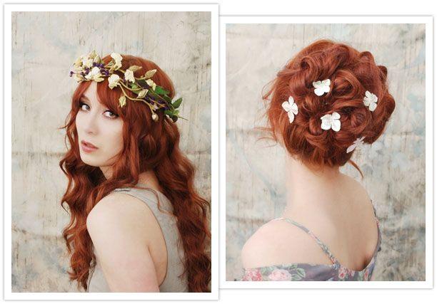 Апрельские цветы от Gardens of Whimsy - Блог BeautySpot