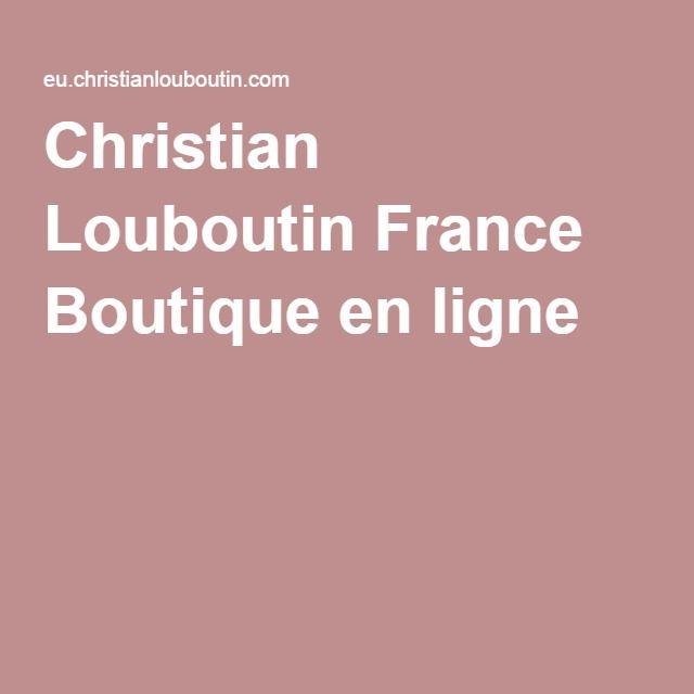christian louboutin france.fr