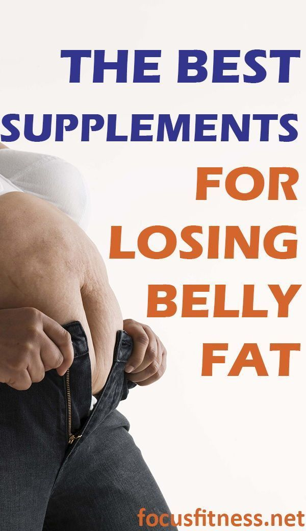 10 Belly Fat Natural Supplements That Work Best Weight