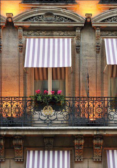 ♔ Hotel Lancaster ~ Paris