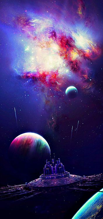 astronomy, outer space, space, universe, scenery, stars, galaxies, nebulas, planets