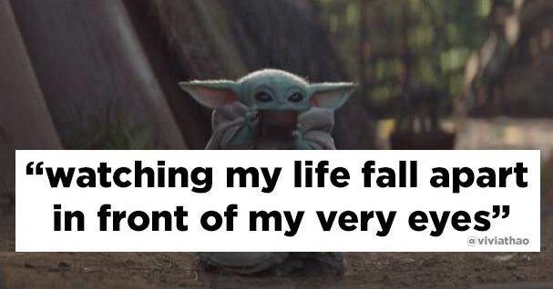 Pin By Chelci Humm On Story Of My Life Yoda Meme Yoda Nancy Meyers Movies