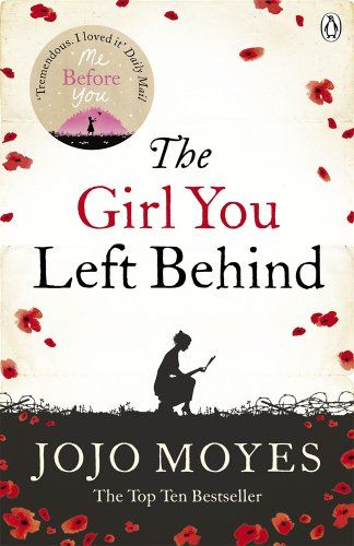 The Girl You Left Behind by Jojo Moyes  i thought this book would be a well writen (because it's jojo moyes) heart-broken and rekindled love story. surprise surprise (cause it's jojo moyes)! it wasnt at ALL. well in a way it is, and i LOOOOVE it, it took me to two different worlds, i love!