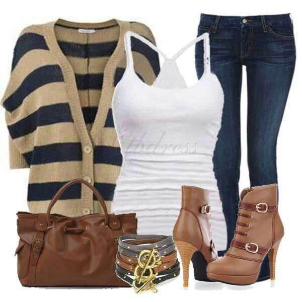 Fall Winter Fashion Outfits For