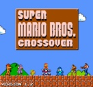 Play through the original Mario Bros with a variety of old school NES characters. So awesome!