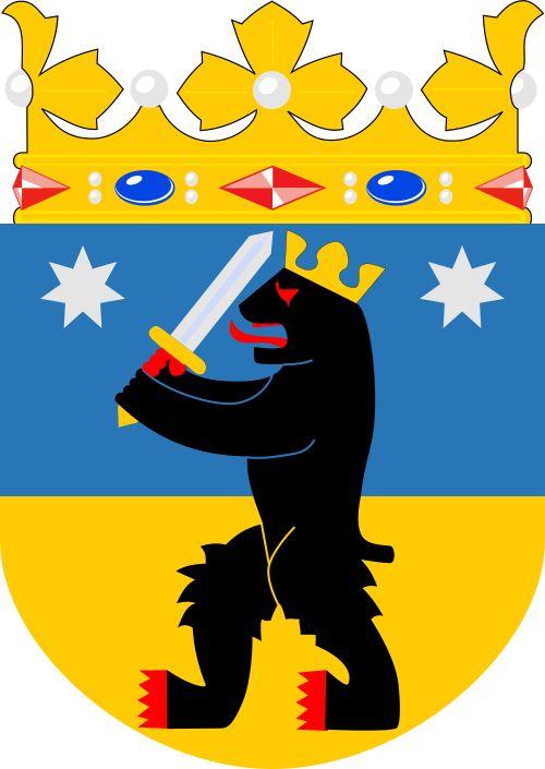 Region of Satakunta, Finland, Capital: Pori #Satakunta #Pori #Finland (L3248)