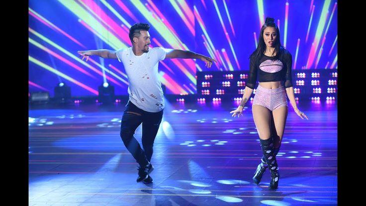Nai Awada la rompió en bailando cumbia pop ¡Cuando suena la música se di...