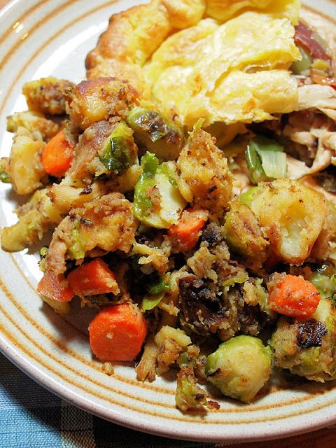 Boxing Day Brunch - Ham and Bubble and Squeak (Recipe)