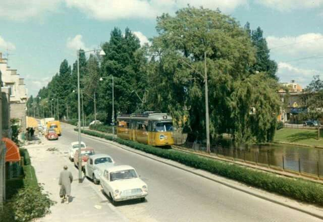 Lange Hilleweg  1967