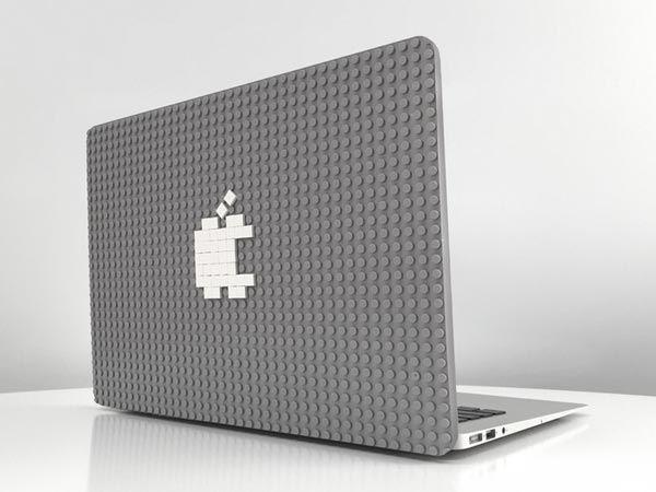 Idée cadeau – La coque en LEGO pour Macbook Pro