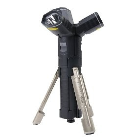 Bought this for my Dad last year. It's three flashlights in one with a tripod. Use them together or apart. Mom says he sleeps with it. LOLOL3In1 Tripod, Handheld Flashlight, 95155 3In1, 3 In 1 Tripod, Stanley 3In1, Led Flashlight, Tripod Led, Freestanding Flashlight, Stanley 95155