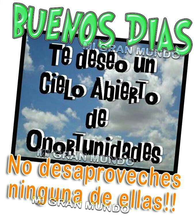 Good Morning Quotes En Español :