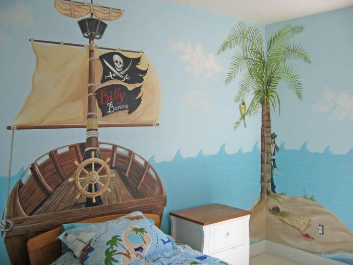 Toddler Boy Room Wall Decor