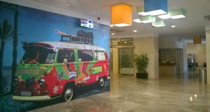 Common areasVintage Design, Design Hotel