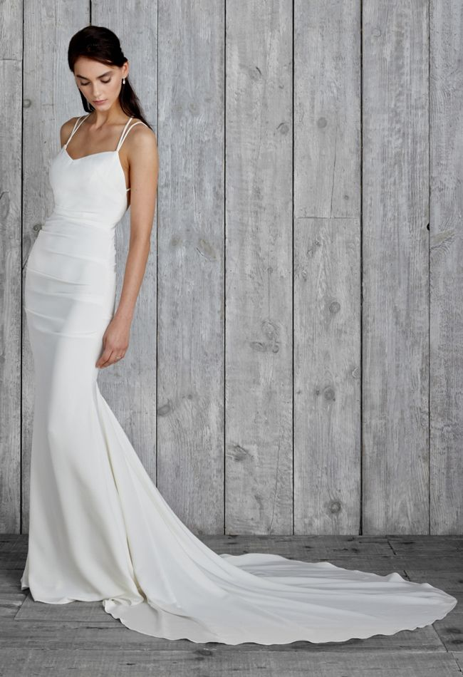 Nicole Miller Wedding Dresses Fall 2015 | Blog.theknot.com